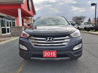 Used 2015 Hyundai Santa Fe Sport Limited for sale in Cornwall, ON