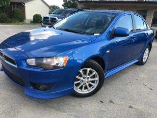 Used 2010 Mitsubishi Lancer SE for sale in Papineauville, QC