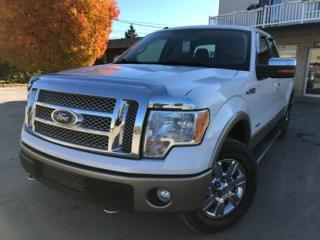 Used 2011 Ford F-150 /lariat for sale in Papineauville, QC