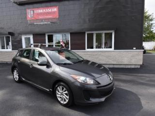 Used 2013 Mazda MAZDA3 GS-SKY for sale in Salaberry-de-Valleyfield, QC