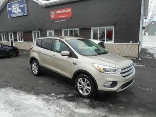 Used 2017 Ford Escape Se nav cam recul mags for sale in Salaberry-de-Valleyfield, QC