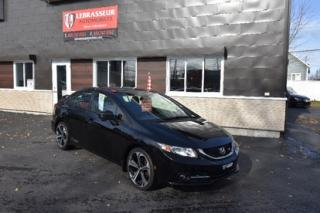 Used 2015 Honda Civic SI for sale in Salaberry-de-Valleyfield, QC