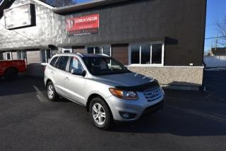 Used 2010 Hyundai Santa Fe GL for sale in Salaberry-de-Valleyfield, QC