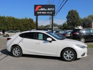 Used 2015 Mazda MAZDA3 GX for sale in Thurso, QC