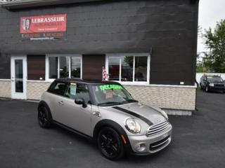 Used 2013 MINI Cooper Baker for sale in Salaberry-de-Valleyfield, QC