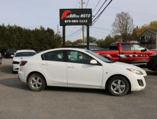 Used 2010 Mazda MAZDA3 GS for sale in Thurso, QC