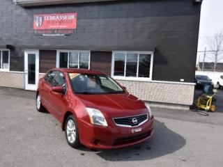 Used 2012 Nissan Sentra 2.0 S for sale in Salaberry-de-Valleyfield, QC