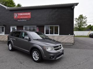 Used 2013 Dodge Journey SXT for sale in Salaberry-de-Valleyfield, QC