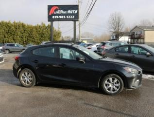 Used 2014 Mazda MAZDA3 GX-SKY for sale in Thurso, QC