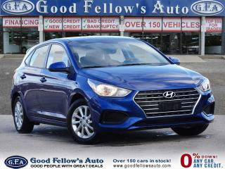 Used 2018 Hyundai Accent GL MODEL, REARVIEW CAMERA, HEATED SEATS for sale in Toronto, ON