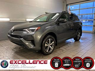 Used 2018 Toyota RAV4 LE AWD*ECRAN/MAGS/BANC CHAUFFANT* for sale in Laval, QC