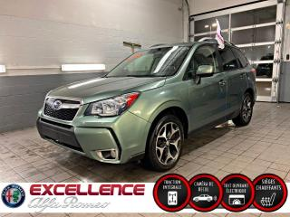 Used 2014 Subaru Forester XT 2.0T GROUPE LIMITED AWD*SEMI-CUIR/TOI for sale in Laval, QC