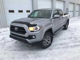 Used 2017 Toyota Tacoma SR 5 4X4 BAS KILOS SIEGE CHAUFFANT for sale in Alma, QC