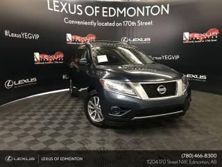Used 2013 Nissan Pathfinder SV for sale in Edmonton, AB