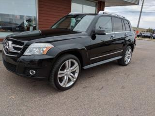 Used 2010 Mercedes-Benz GLK-Class GLK 350 for sale in Chicoutimi, QC