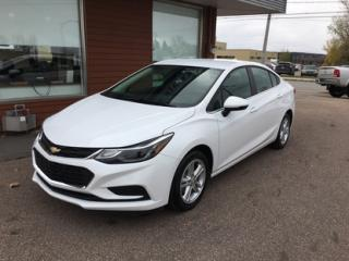 Used 2018 Chevrolet Cruze LT for sale in Chicoutimi, QC