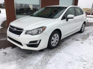 Used 2015 Subaru Impreza 2,0i for sale in Chicoutimi, QC