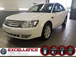 Used 2008 Ford Taurus LIMITED AWD*CUIR/MAGS/SENSOR ARRIERE/V6* for sale in Laval, QC