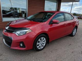 Used 2014 Toyota Corolla S for sale in Chicoutimi, QC