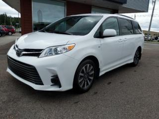Used 2019 Toyota Sienna LE AWD for sale in Chicoutimi, QC