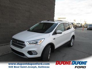 Used 2017 Ford Escape 4 RM 4 portes Titanium for sale in Gatineau, QC