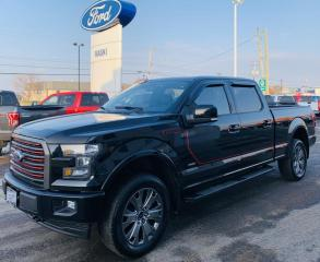 Used 2017 Ford F-150 Cab SuperCrew 157 po Lariat for sale in Trois-Rivières, QC