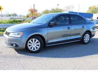 Used 2011 Volkswagen Jetta 2.0L MAN. Trendline A/C !!! for sale in Ste-Catherine, QC