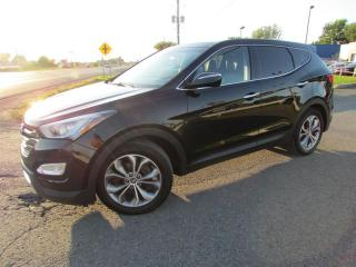 Used 2013 Hyundai Santa Fe AWD 2.0T SE BLUETOOTH TOIT PANO!!! for sale in Ste-Catherine, QC