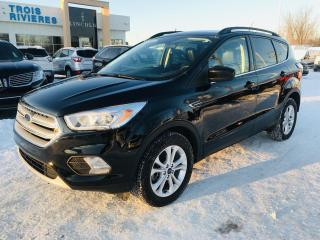 Used 2018 Ford Escape Sel, Cuir for sale in Trois-Rivières, QC