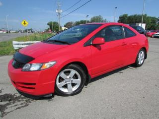 Used 2010 Honda Civic MAN. LX SR CRUISE MAGS TOIT OUVRANT!!! for sale in Ste-Catherine, QC