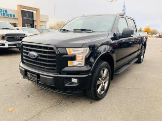Used 2017 Ford F-150 Xlt, Navigation for sale in Trois-Rivières, QC