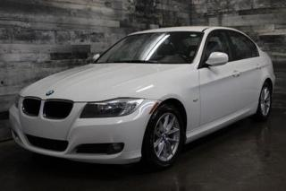 Used 2011 BMW 3 Series AUTOMATIQUE, BLUETOOTH, SIÈGE CHAUFFANT, MAGS for sale in St-Sulpice, QC