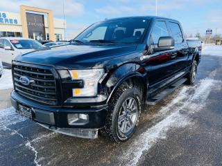 Used 2017 Ford F-150 Xlt Navigation Sport Sync Connect Démarr for sale in Trois-Rivières, QC