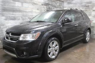 Used 2012 Dodge Journey AWD, SIÈGE EN CUIR ET CHAUFFANT, BLUETOOTH, MAGS for sale in St-Sulpice, QC