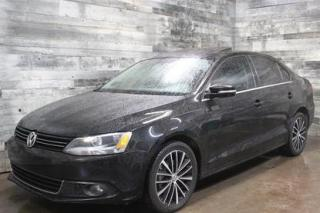 Used 2013 Volkswagen Jetta TDI, AUTOMATIQUE, NAVIGATION, CAMÉRA DE RECUL,SIÈG for sale in St-Sulpice, QC