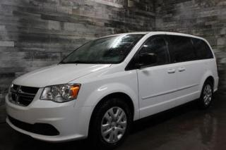 Used 2014 Dodge Grand Caravan STOW N'GO, BLUETOOTH, AIR CLIMATISÉ, GR.ÉLECTRIQUE for sale in St-Sulpice, QC