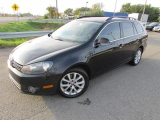 Used 2012 Volkswagen Golf Wagon TDI Comfortline A/C SIEGES CHAUFFANTS!! for sale in Ste-Catherine, QC