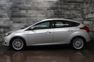 Used 2013 Ford Focus AUTOMATIQUE, SIÈGE EN CUIR ET CHAUFFANT, TOIT OUVR for sale in St-Sulpice, QC