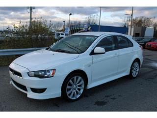 Used 2010 Mitsubishi Lancer Sportback GTS A/C BLUETOOTH!!! for sale in Ste-Catherine, QC