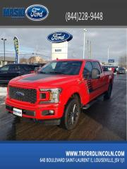 Used 2018 Ford F-150 Lariat 5.0L for sale in Trois-Rivières, QC