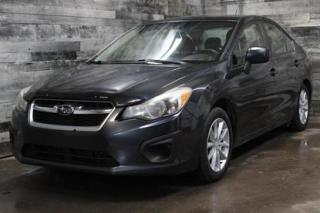 Used 2012 Subaru Impreza for sale in St-Sulpice, QC
