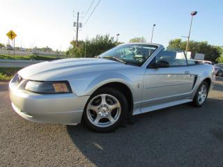 Used 2003 Ford Mustang 2dr Convertible A/C CRUISE !!! for sale in Ste-Catherine, QC