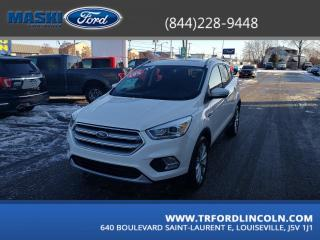 Used 2017 Ford Escape Titanium for sale in Trois-Rivières, QC