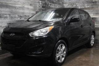 Used 2012 Hyundai Tucson AWD, SIÈGE CHAUFFANT, BLUETOOTH, AIR CLIMATISÉ, GR for sale in St-Sulpice, QC