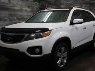 Used 2012 Kia Sorento AWD, SIÈGE EN CUIR ET CHAUFFANT, TOIT OUVRANT, BLU for sale in St-Sulpice, QC
