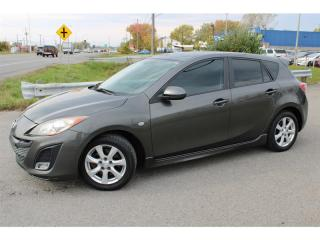 Used 2010 Mazda MAZDA3 MAN. GS BLUETOOTH TOIT OUVRANT!!! for sale in Ste-Catherine, QC