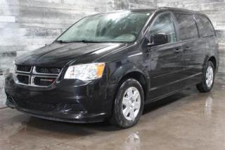 Used 2012 Dodge Grand Caravan STOWN N'GO, 7 PASSAGERS, AIR CLIMATISÉ, GR.ÉLECTRI for sale in St-Sulpice, QC