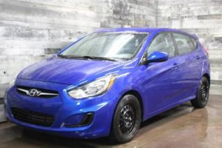 Used 2012 Hyundai Accent AUTOMATIQUE, AIR CLIMATISÉ, GR.ÉLECTRIQUE for sale in St-Sulpice, QC
