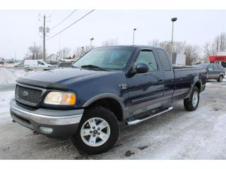 Used 2003 Ford F-150 XL 4WD A/C CRUISE MAGS !!! for sale in Ste-Catherine, QC