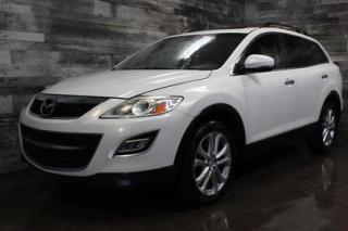 Used 2011 Mazda CX-9 4X4,7 PASSAGERS, NAVIGATION, CAMÉRA DE RECUL, SIÈG for sale in St-Sulpice, QC